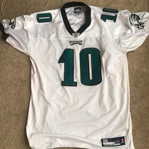 Authentic Reebok Eagles Jersey